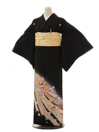 留袖 レンタル 5227束ね熨斗に桜
