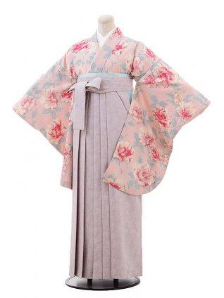 卒業式袴レンタル h096 JILLSTUART ピンク×パープル