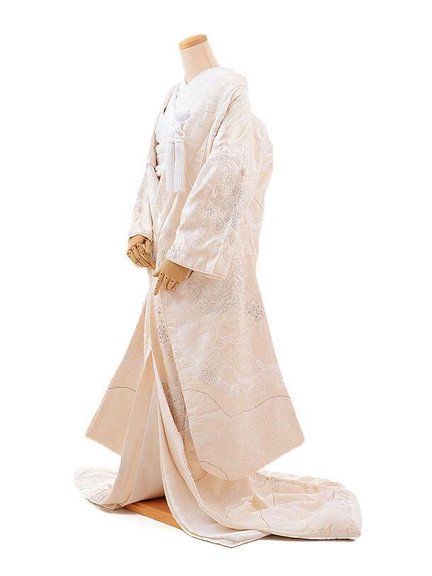 ▶白無垢レンタルE156 正倉院 手刺繍