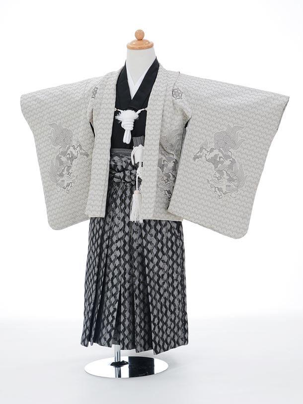 かんたん753レンタル(3歳男袴)0201ひさかたろまんグ