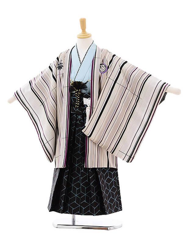 七五三レンタル(5歳男の子袴)5199CIAOPANICTYPYストライ