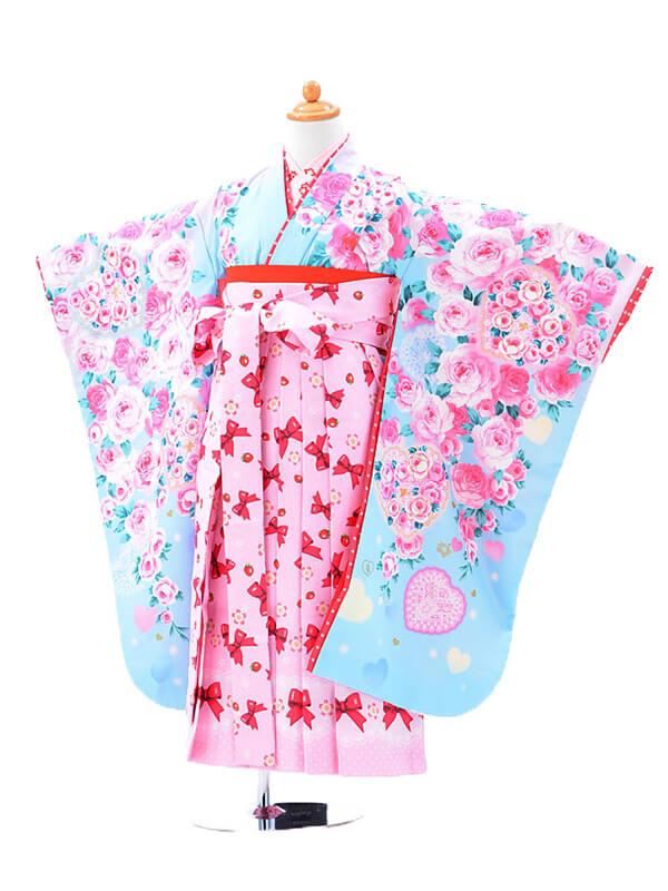 女児袴(7女)0739 Seikomatsuda水
