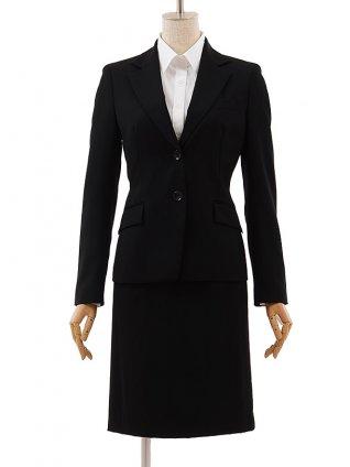 女性スーツ0001ブラック(11号)