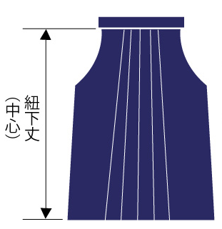 袴サイズ画像1