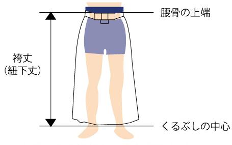 袴サイズ画像4